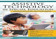 [+][PDF] TOP TREND Assistive Technology in Special Education: Resources for Education, Intervention, and Rehabilitation  [READ]