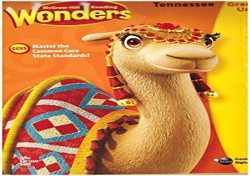 [+]The best book of the month McGraw-Hill Reading: Wonders, Grade 3, Unit 1, Teacher s Edition, Common Core  [DOWNLOAD]