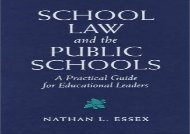 [+]The best book of the month School Law: A Practical Guide for Educational Leaders [PDF]