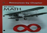 [+][PDF] TOP TREND Big Ideas Math: Common Core Resources by Chapter Red  [DOWNLOAD]