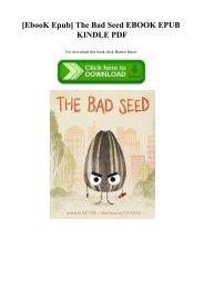 [EbooK Epub] The Bad Seed EBOOK EPUB KINDLE PDF