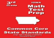 [+]The best book of the month Iowa 3rd Grade Math Test Prep: Common Core State Standards  [NEWS]