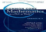 [+]The best book of the month Common Core Mathematics in a Plc at Worktm, Grades K-2  [NEWS]