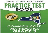 [+]The best book of the month NEW YORK TEST PREP Practice Test Book Common Core Mathematics Grade 3: Covers the Common Core Learning Standards (CCLS)  [READ]