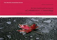 [+]The best book of the month Foundations of Addiction Counseling (Merrill Counseling)  [READ]