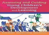 [+][PDF] TOP TREND Assessing and Guiding Young Children s Development and Learning: Volume 6  [DOWNLOAD]