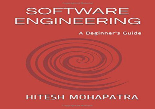 Pdf Top Trend Software Engineering A Beginners Guide 0 Read
