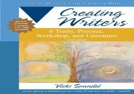 [+][PDF] TOP TREND Creating Writers: 6 Traits, Process, Workshop, and Literature (Pearson Professional Development)  [READ]