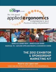 AEC Marketing Kit - Institute of Industrial Engineers
