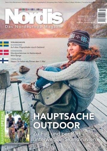 Nordis-Magazin 2/2018