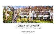Celebration of Winter catalogue