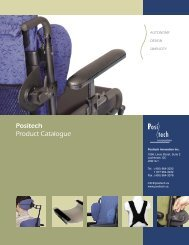 Positech Product Catalogue