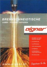 jetzt downloaden - Aigner GmbH