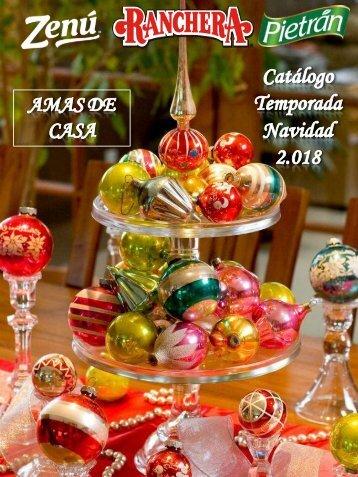 Catálogo Especiales 2018 - AMAS DE CASA
