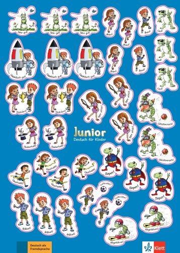 Stickers Junior DaF_MAR_2018_GR