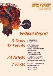 StoryFest 2018 – Festival Report