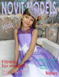 Magazine NOVIT MODELS KIDS™ №6/2017