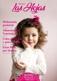 Revista Las Hojas | Edición Agosto 2018