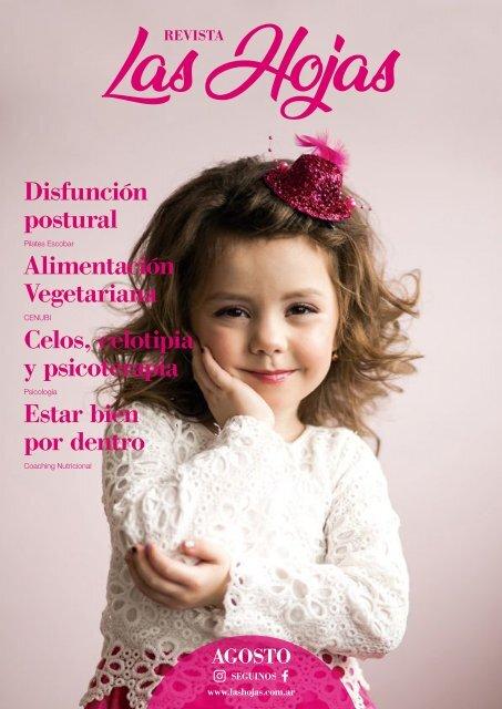 Revista Las Hojas   Edición Agosto 2018