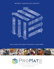 Exhibitor Brochure - ProMat 2011