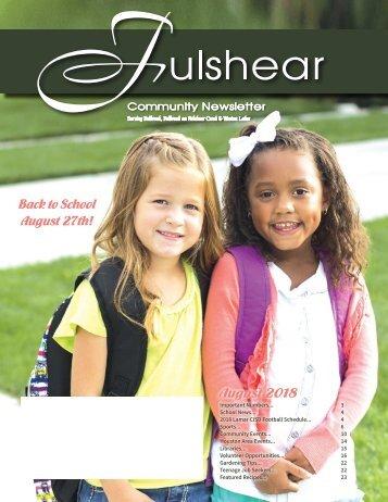 Fulshear August 2018