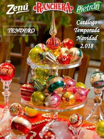 Catálogo Especiales 2018 - TENDEROS