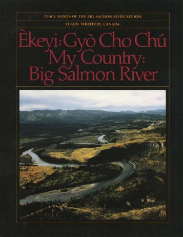 Big Salmon River Book