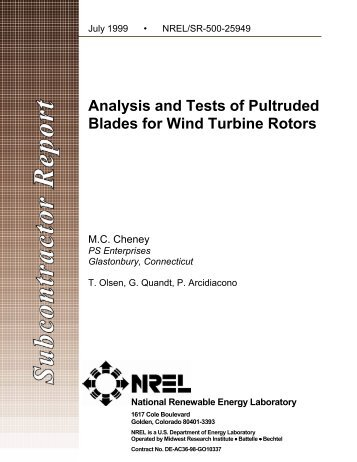 reliability and maintainability wind turbine Study conducted for assessing the operational performance of a wind turbine  system installed in  keywords: ram factors reliability availability  maintainability.