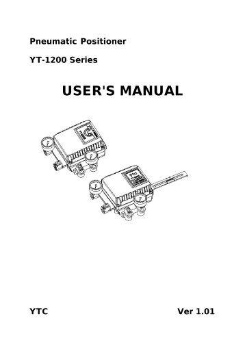YT-1200 - YOUNG TECH Co., Ltd.