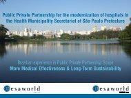 PPP brazil-Gesaworld.pdf - International Hospital Federation