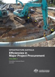 PDF: 3803 KB - Infrastructure Australia
