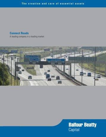 Connect Roads - Balfour Beatty Capital