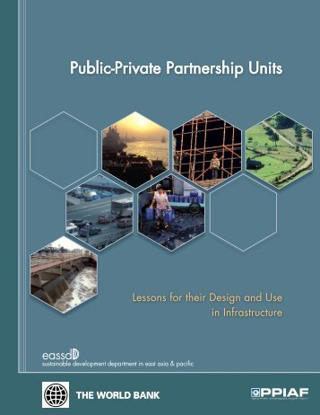 World Bank Public-Private Partnership Units - African Development ...