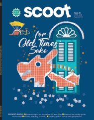 April 2018 Issue - Scoot In-flight Magazine
