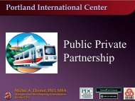 Portland Airport Max Light Rail - The National Council for Public ...