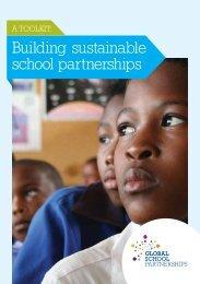 Toolkit: Building sustainable school partnerships - DfID
