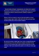 TRUCOS PARA ESTIBAR Y ORGANIZAR LAS COSAS EN EL BARCO - Fondear.org - Page 4