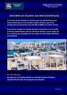 DESCUBRIR LAS CÍCLADAS  (LAS MÁS OCCIDENTALES) - Fondear.org - Page 7