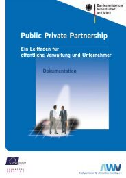Public Private Partnership - eDoc