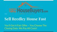 Fresno Cash House Buyers – Central Valley House Buyers