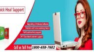 Quick Heal Technical Support Number (1800)-658-7602 (1)