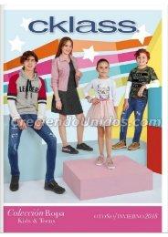 #649 Catálogo Cklass Kids Ropa Otoño Invierno 2018 en USA
