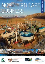 Northern Cape Business 2018-19 edition
