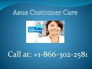 Asus Customer Care