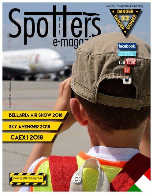 Spotters e-Magazine n°33