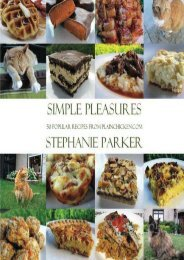 [+][PDF] TOP TREND Simple Pleasures 50 Popular Recipes From PlainChicken.com: Stephanie Parker  [FREE]