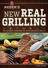 [+]The best book of the month Weber s New Real Grilling  [NEWS]