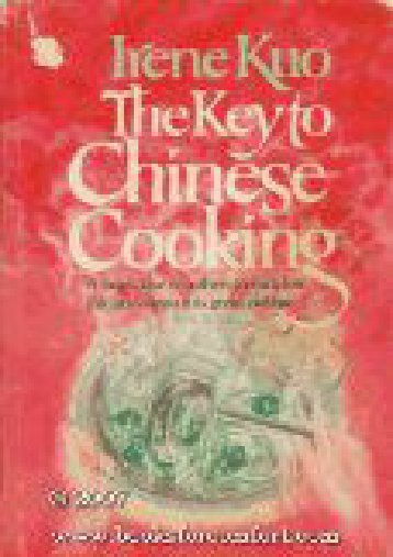 [+][PDF] TOP TREND The Key to Chinese Cooking  [DOWNLOAD]