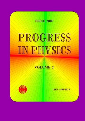 ISSUE 2007 VOLUME 2 - The World of Mathematical Equations