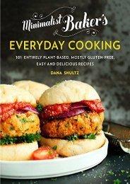 [+][PDF] TOP TREND Minimalist Baker s Everyday Cooking  [DOWNLOAD]